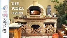 Pizza Steinofen Bauen - amazing diy pizza oven complete build