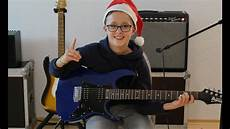 jingle bells e gitarre weihnachtslieder f 252 r gitarre