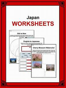 japanese worksheets 19495 japan facts worksheets history culture geography for