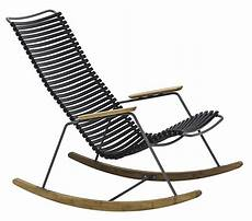 Houe Click Rocking Chair Black Made In Design Uk