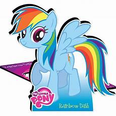 My Pony Malvorlagen Rainbow Dash My Pony Rainbow Dash Desktop Standee Walmart