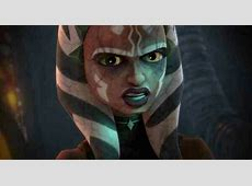 why are ahsoka's lightsabers white