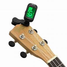 Chromatic Clip On Guitar Tuner Quality Guitar Bass