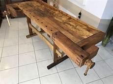 Werkbank Holz Alt - der artikel mit der oldthing id 32152125 ist aktuell