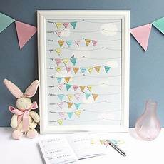 magnetic birthday reminder calendar birthday reminder