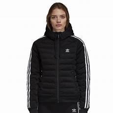 adidas originals slim jacket damen winterjacke black
