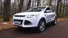 2015 ford kuga titanium plus test drive