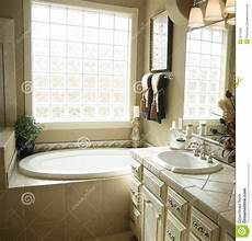 Bathroom Design Of Thumb by Beautiful Bathroom Interior Design Stock Image Image
