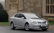 Toyota Avensis Saloon 2009 2018 Features Equipment