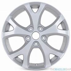 2007 2009 mazda 3 wheels 17 quot mazda 3 alloy wheels for sale