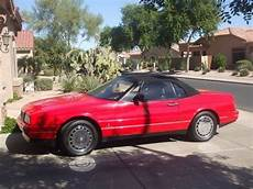 electric and cars manual 1992 cadillac allante windshield wipe control buy used 1992 cadillac allante base convertible 2 door 4 5l in for us 12 500 00