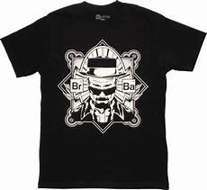 breaking bad heisenberg crest t shirt sheer