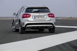 2014 Mercedes Benz GLA 45 AMG Production Version