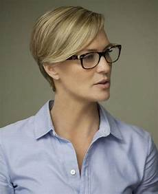 20 best ideas of short haircuts for glasses