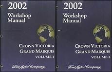 free service manuals online 2002 ford crown victoria free book repair manuals 2002 crown victoria grand marquis shop manual ford mercury repair workshop ebay