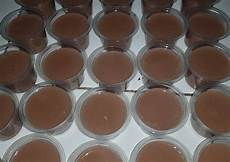 Resep Silky Puding Puyo Coklat Pop Untuk Jualan