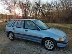 Honda Civic Kombi - daily turismo 6 speed shuttle 1991 honda civic wagon rt4wd