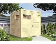 gartenhaus cubo 2 mit fussboden 226x234 cm natur kaufen