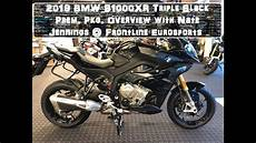 2019 bmw s1000xr 1st 2019 bmw s1000xr black prem pkg overview with