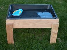 Tafel Selber Bauen - the inspiration thief diy water table