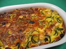 Clafoutis Aux Courgettes Supertoinette La Cuisine Facile