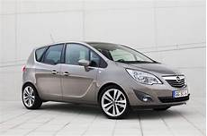 Opel Prices All New Meriva Mpv At 15 900 Euros Gm Authority
