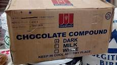 Jual Chocolate Compound Coklat Batang 5kg