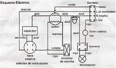 ventilador mitek de techo 3125 diagrama de conexion yoreparo idea de techo