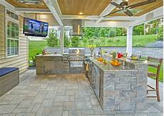 custom outdoor living space designers delaware outdoor living