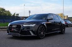 Used Black Audi Rs6 Avant For Sale West