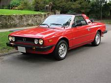 Beta Brothers 1981 Lancia Zagato And 1977