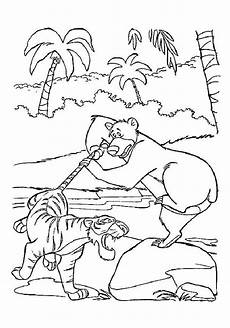 junglebook coloring pages disney coloring pages