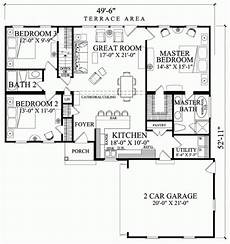 william poole house plans 1445 sq ft valleydale by william poole floor plan ranch