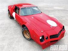 1981 IMSA Camaro Racer  Wheels 1970 Chevy