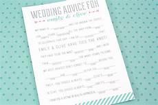 wedding madlibs wedding advice marriage advice for