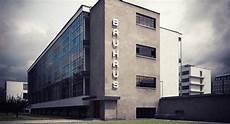 the bauhaus school in dessau by walter gropius