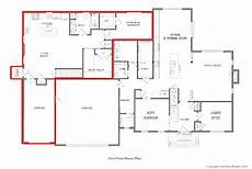 ranch house plans with inlaw suite house with mother in law suite the perfect floorplan
