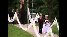 beautiful wedding entrance youtube