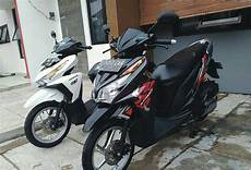 Modifikasi Vario Lama by Modifikasi Vario 150 Simpel Minimalis