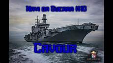 le portaerei italiane navi da 10 cavour