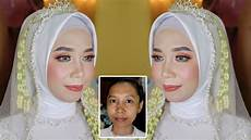 Flawless Makeup Tutorial Pengantin Muslimah Modern By
