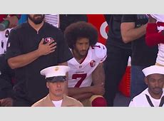 colin kaepernick kneeling why