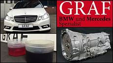Mercedes W204 Probleme Automatikgetriebe - mercedes automatikgetriebe getriebesp 252 lung 7g 214 lwechsel
