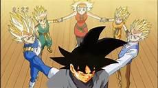 el origen del super saiyajin dios rosa de black goku dragon ball super youtube