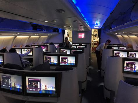 Qatar Airways A330 Business Class