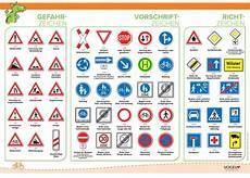 Die Wichtigsten Verkehrszeichen Zum Drucken