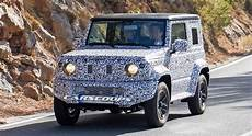 all new suzuki jimny tipped to go on sale early next year