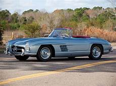 Natalie Wood S Mercedes 300 Sl Roadster At Rm Auctions