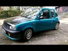 nissan micra k11 nissan micra k11 tuning story part 2