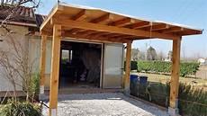 tettoia in legno auto tettoia in legno fai da te i consigli per costruirla tetto